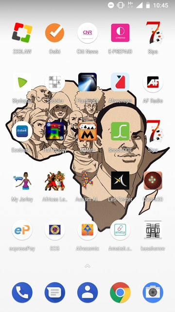 Some Ghanaian Built apps Mostly Used In Ghana SEEKAPOR
